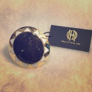 House of Harlow Round Ring Size 7